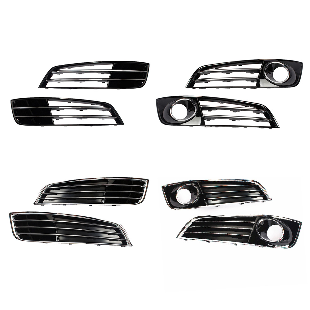Front Left Right Bumper Foglight ACC Panel Cover Grille