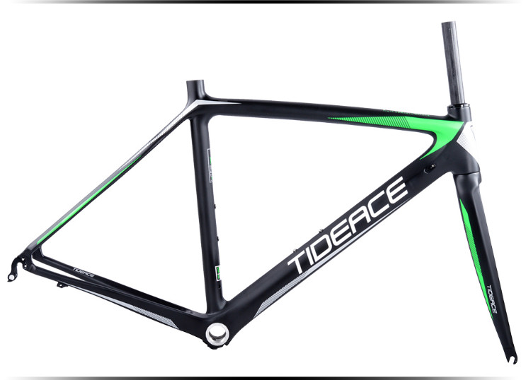 HTB1wCa7oHsTMeJjSsziq6AdwXXaf - 2017-2018 Tideace aero Cadre Route Frameset Made in China Carbon Fiber Road Bike Frame Bicycle Frame 50/53/55cm