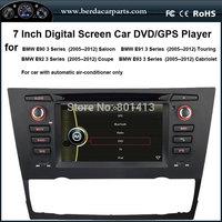 Car DVD/GPS player for BMW E90 E91 E92 E93 (05 present)