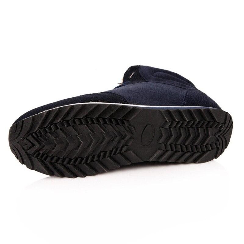 Cheapest Winter Boots Men Fashion Fur
