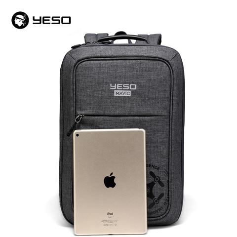YESO UAV Backpack For Mavic Pro Light Fashion Multi-functional DSLR RIG UAV Backpacks for DJI Drone UAV Organizer Case Bag Multan