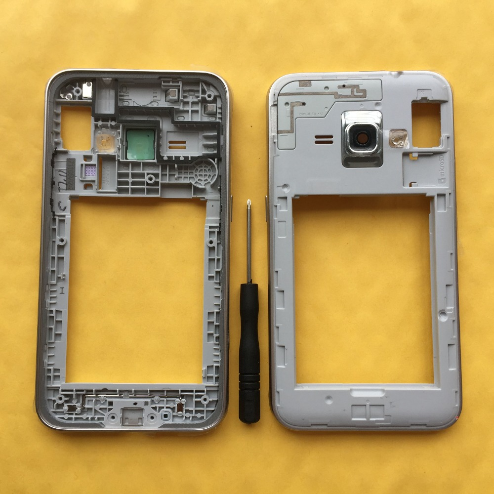 Housing-Plate Mobile-Phone-Chassis Samsung Galaxy Body-Cover Middle-Frame for J1 Mid-Bezel title=