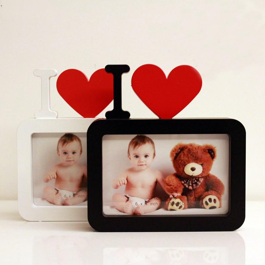 Online kopen wholesale hartvormige fotolijst uit china hartvormige ...