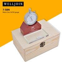 Siebdruck spannung meter spannung gauge messung werkzeug in silk druck 7 50N-in Kraft-Messgeräte aus Werkzeug bei