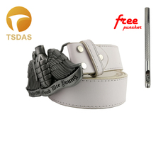 все цены на High Quality Silver Metal Belt Buckle Hand Grenade Mens Belt Buckle Suitable 4cm Wide Belt Jeans accessories онлайн