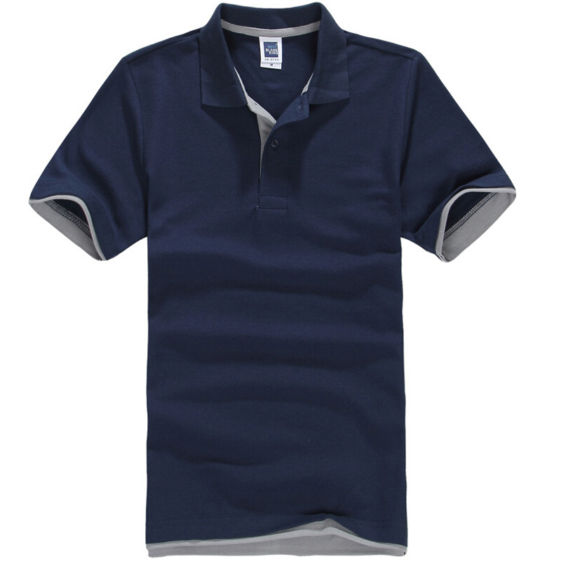 Online buy wholesale polo shirt from china polo shirt for Mens branded polo shirts