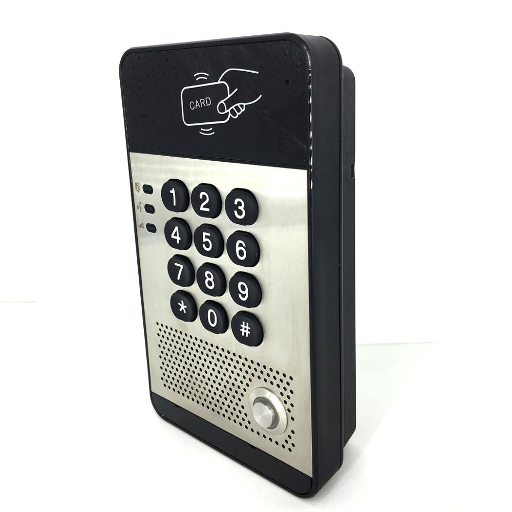 Image 3 - SIP Intercom system for office door phone for apartment outdoor intercom system-in Audio Intercom from Security & Protection