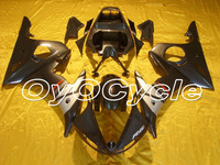 For Yamaha 03 05 YZFR6 YZF R6 YZF R6 Motorcycle Fairing Bodywork Kit ABS Plastic Injection 2003 2004 2005 Black