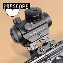 Red Dot Holographic Multiple Lens Hunting Aim Optical Sights 20mm Airsoft Rifle Scope