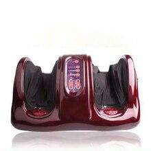 Массажер для ног машина для нагрева ног машина для ног массажное устройство для ног с дистанционным массажером для ног
