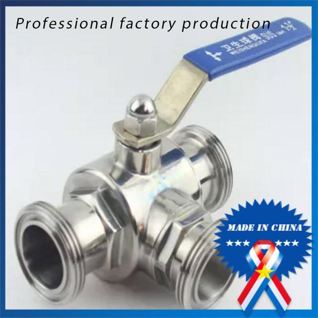 1 5 inch manually operated external three way ball valves in valve rh aliexpress com Manually Put On Paper Manually Register Dll