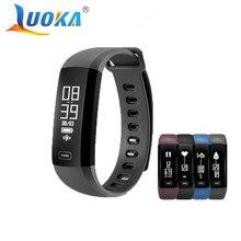 Smart Band luoka M2 heartrate Приборы для измерения артериального давления кислорода оксиметр спортивный браслет часы inteligente Pulso для IOS Android для мужчин