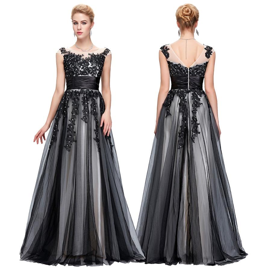 Elegant Lace Appliques Mother of the Bride Dress 2