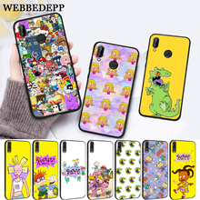 WEBBEDEPP Rugrats Amazing new arrival Silicone Case for Huawei P8 Lite 2015 2017 P9 2016 Mimi P10 P20 Pro P Smart 2019 P30