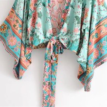 Women's Floral Printed Wrap