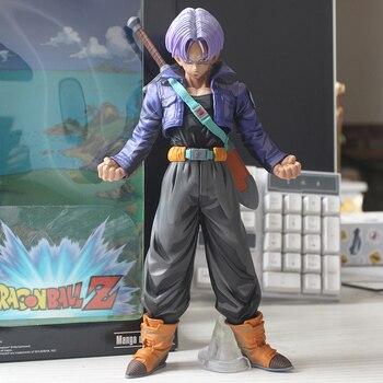 Dragon Ball Z MSP les troncs Manga dimensions pvc figurine daction 25 CM