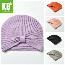 HOT SALE KBB 5 Colors Xmas Fall Winter Comfy Striated Knit Designer Yarn Knit Cute Women Ladies Delicate Winter Hat Beanie