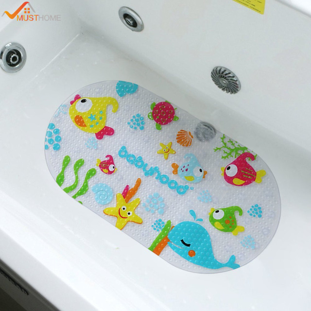 floor mats for kids. 39cmx69cm Non-Slip Bath Tub Mat Kids Or Shower Floor Safe Non- Mats For