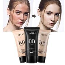 Водостойкий BB крем, отбеливающий CC Кремы, макияж, корейская косметика, основа для лица, тональный крем, Солнцезащитный тональный крем для женщин P
