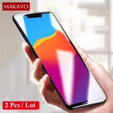 2 PCS For Huawei Honor Play Tempered Glass 9H 2.5D Explosion-proof Screen Protector Film For Honor Play Glass(China)