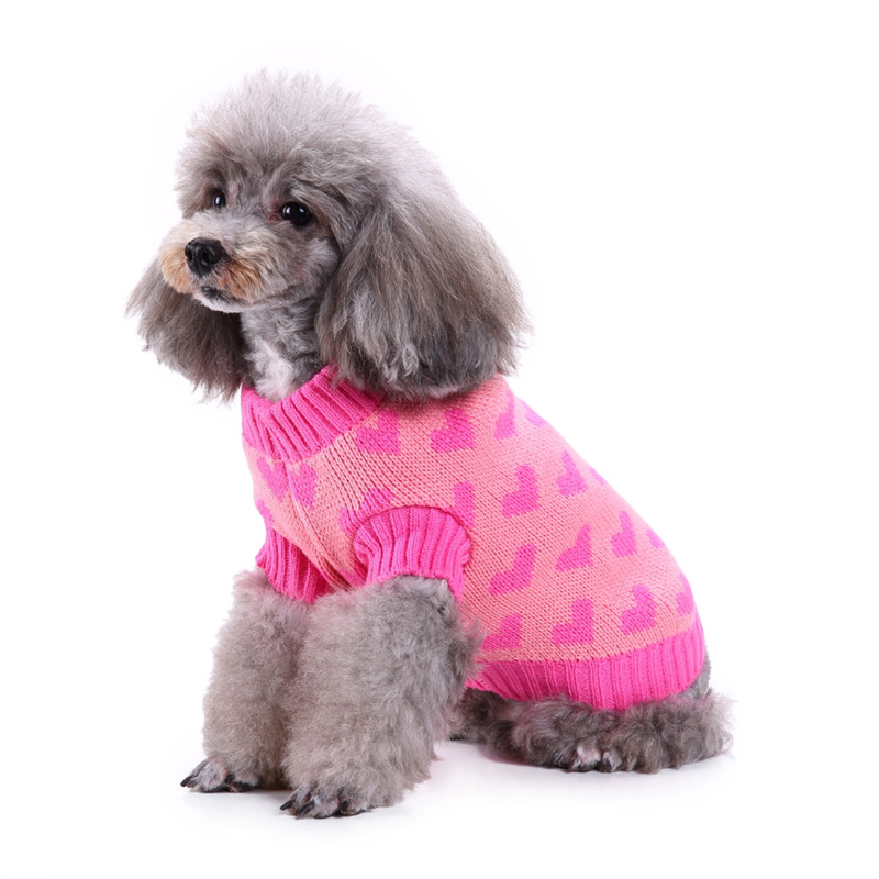 Dog Clothes Sweater (4)