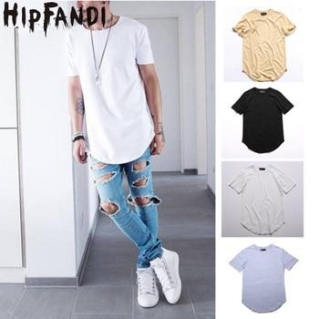 e3f2690071 Hipfandi hombres moda verano estilo Kanye West Camisetas miedo de DIOS  camiseta TEMPORADA 3 cosecha de