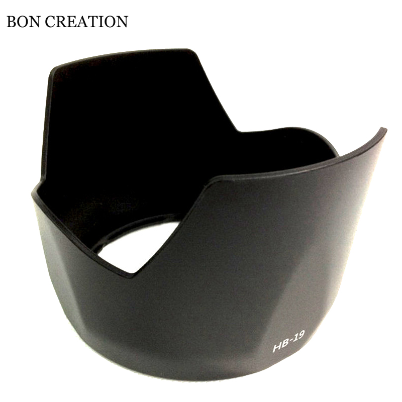 BON CRÉATION Caméra Remplacement Accessoires HB-19 Lens Hood pour Nikon AF-S NIKKOR 28-70mm f/2.8D SI ED HB19