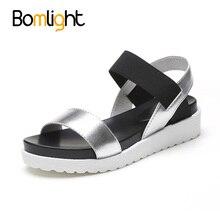 Bomlight sandales Romaines Gladiateur Fe ...