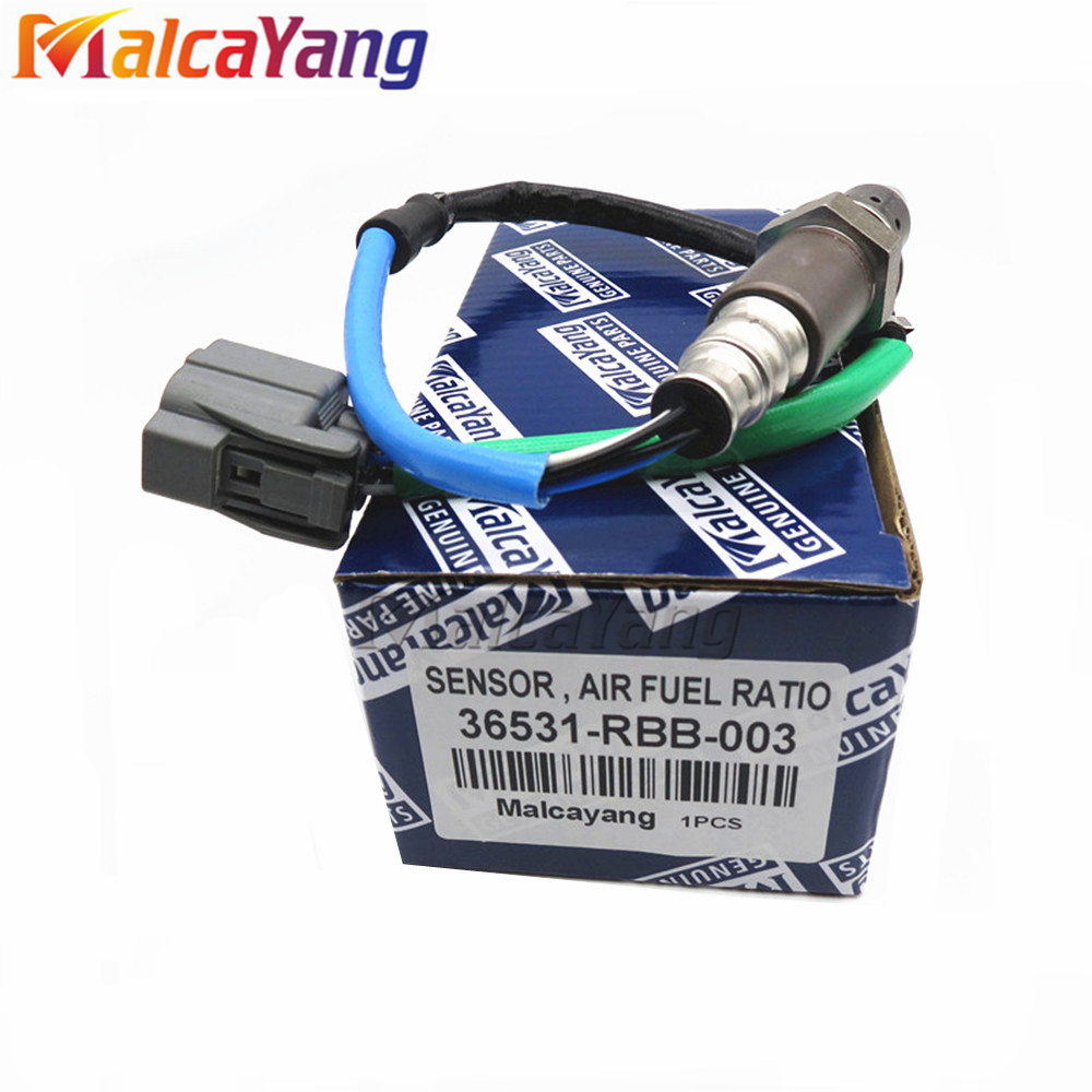 1 PC Oxygen Sensor Lambda Sensor <font><b>Air</b></font> Fuel Ratio Sensor For CRV 211200-2461 36531-RZA-003 Honda <font><b>Acura</b></font> <font><b>TSX</b></font> 2.4L 36531-RBB-003