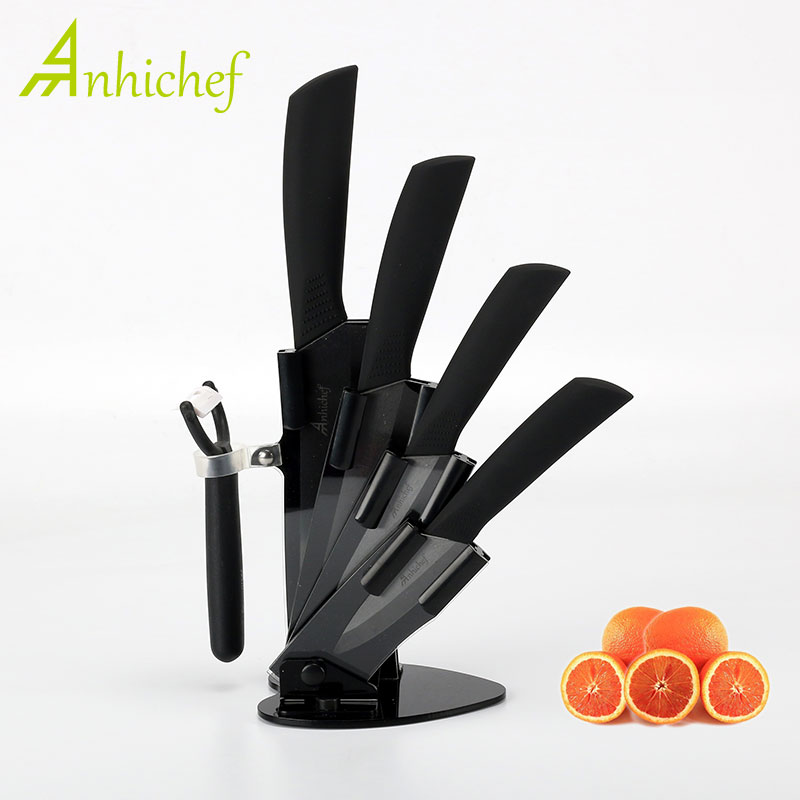 Kitchen Knives Ceramic Knives Accessories Set 3
