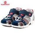 ФЛАМИНГО известный бренд 2016 Новых Прибытия Весенние и Летние Дети Мода Высокого Качества сандалии для мальчиков 61-XS167