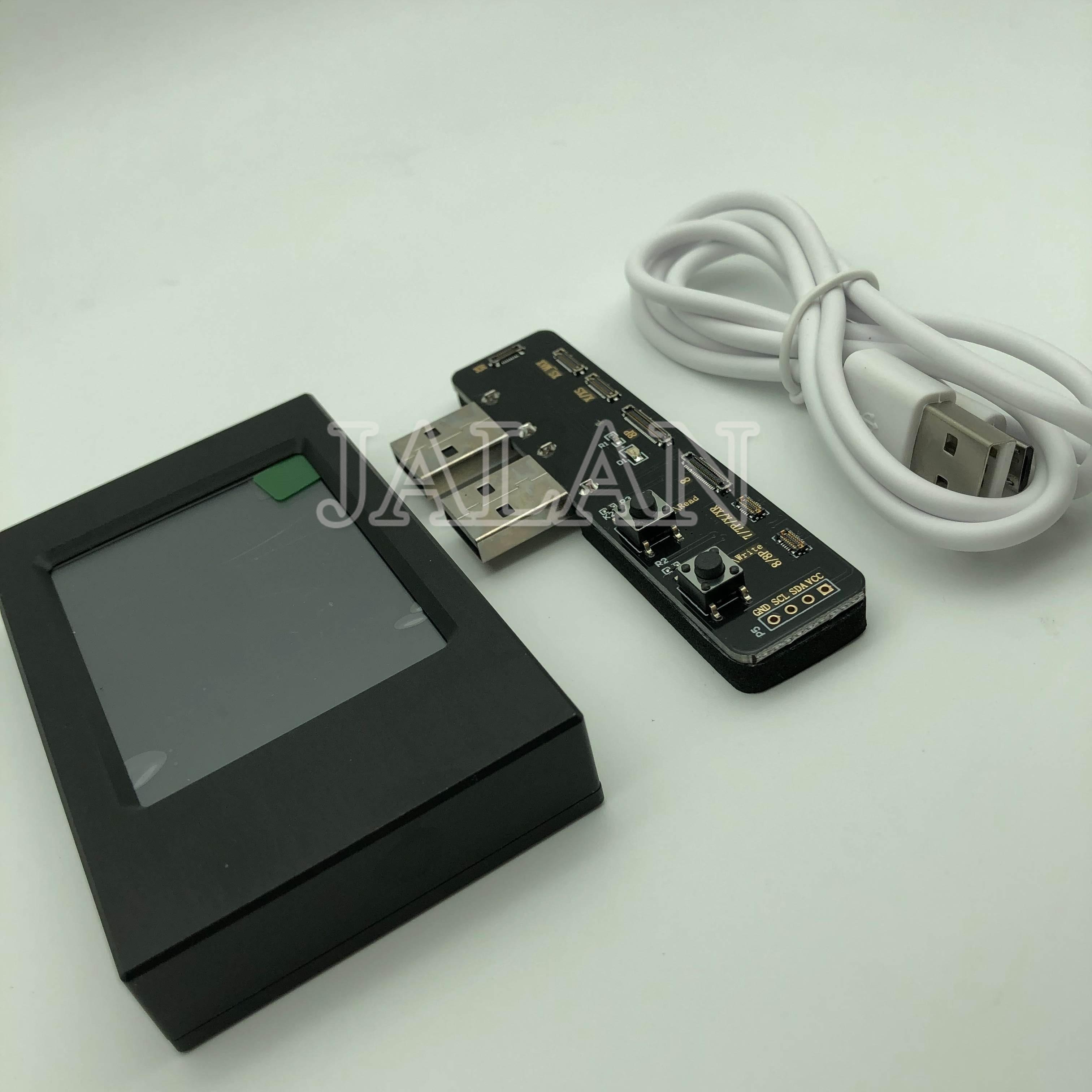 light recovery sensor programmer box Professional repair tools For iPhone 7/7P/8/8P/X/XS/MAX/XR copy/oem screen true tone repair-in Phone Repair Tool Sets from Cellphones & Telecommunications