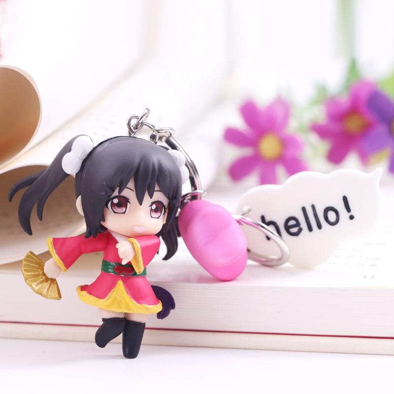 Love Live Koizumi Hanayo anime figure  PVC figures doll dolls action collection
