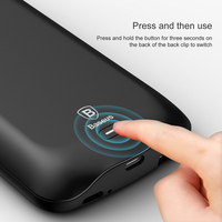 Baseus Battery Charger Case For Sumsung Galaxy S8 S8 Plus 5000mAh Backup Power Bank For Phone