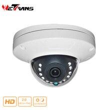 Cctv cámara sony sensor cmos a prueba de vandalismo cámara domo 2.0 megapíxeles 1080 p hogar 10 m de visión nocturna de vigilancia de seguridad hd cc