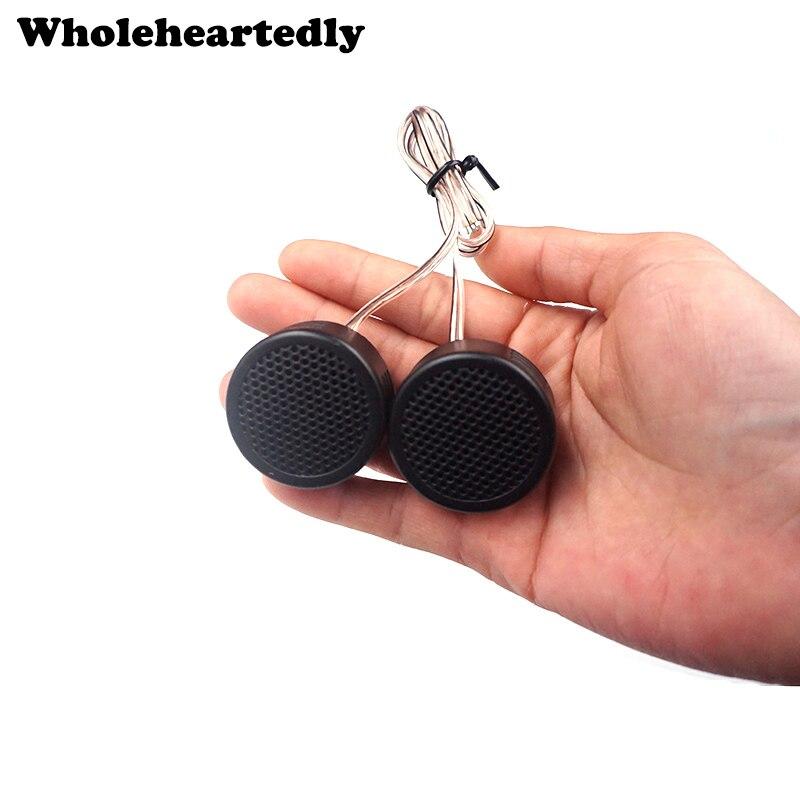 High Efficiency Dome Pitch Mine 500W Universal Super Power Loud Speaker Tweeter Loudspeaker Audio Auto Sound Klaxon Tone For Car