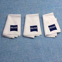 Zeiss Professional Microfiber Cloth for Lens Cleaning Cloth Eyeglass Lens Sunglasses Camera Lens Cell Phone Laptop Pack of 3