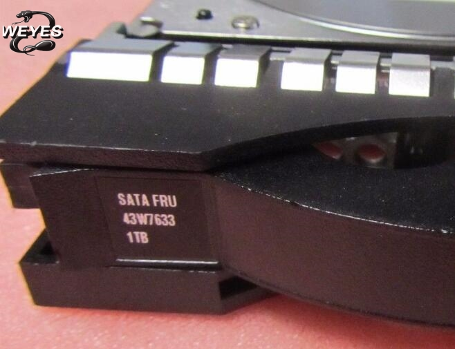 все цены на 43W7630 43W7633 1T 7.2K SATA SAS 3.5 DS3400 Server Hard Disk one year warranty онлайн