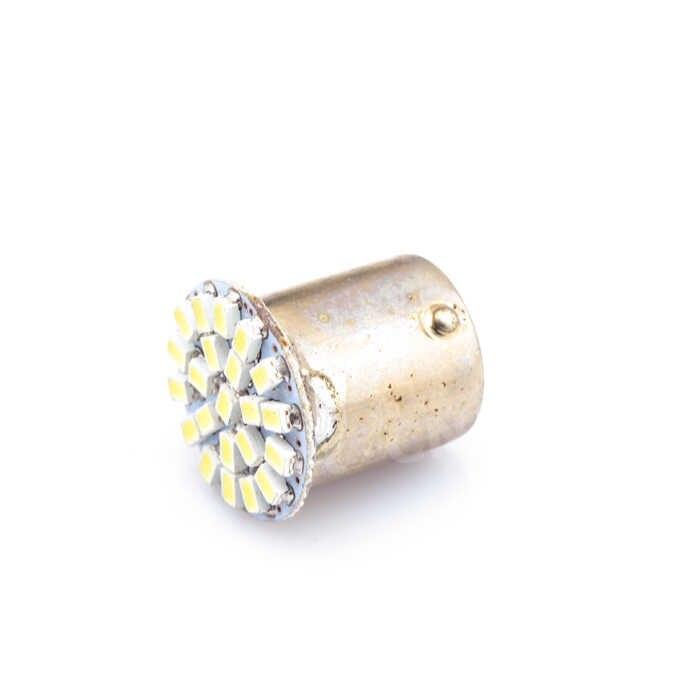 BA15S P21W 1156 22 LED 1206 3020 SMD Car Auto Brake Reverse Lights Fog Front Rear Side Turn Signals Bulb Tail Parking Lamp 12V
