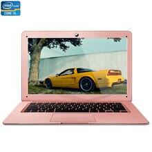 Zeuslap ultimated 14 дюймов intel core i5 cpu 8 ГБ ram + 240 ГБ ssd + 750 ГБ hdd windows10 системы быстро загрузки запустить ноутбук ноутбука