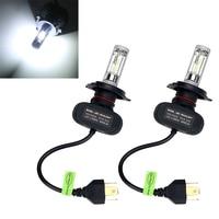 ITimo 6500K H4 HB2 9003 LED Car Headlight Head Lamp DRL Fog Light Super Bright 50W