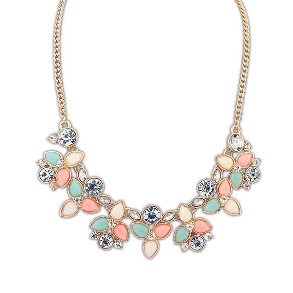 2016 Fashion Designer Chain Choker Statement Necklace s