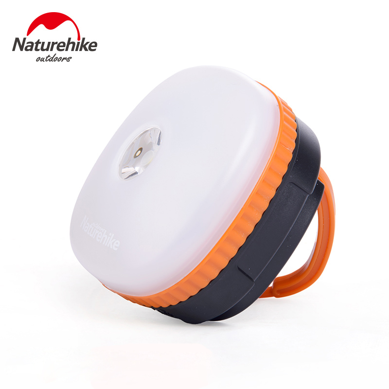 Naturehike LED Tent Lantern Portable Light Camping Lamp For Emergency Outdoor Camp