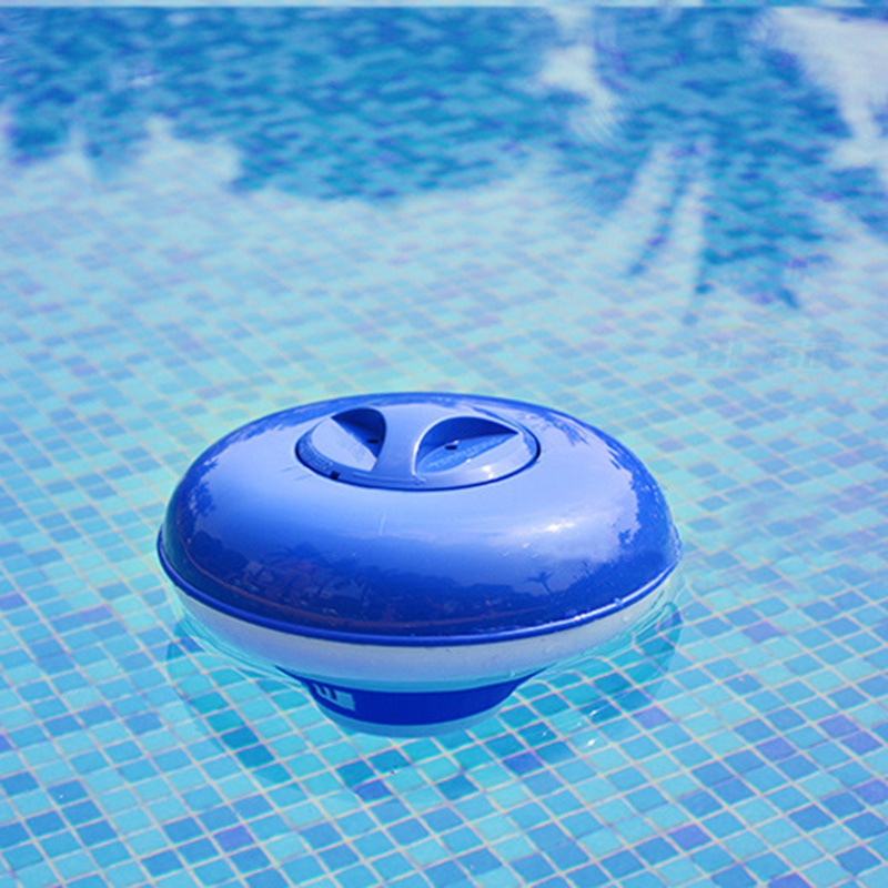US $2.84 21% OFF|For Swimming Pool Cleaner Swimline Large Capacity Pool  Floating Chlorine Dispenser Injector-in Parts & Accessories from Home &  Garden ...