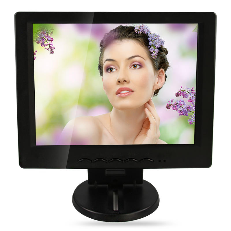 ФОТО 12 / 12.1 inch vga/hdmi/av/bnc connector monitor,song machine,cash register square screen high resolution lcd monitor