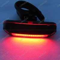 High Quality White Yellow COB LED Bicycle Light Headlight USB Charger Handlebar Mount Fit For 22