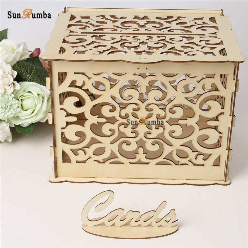 Wedding card box MUW-324-04