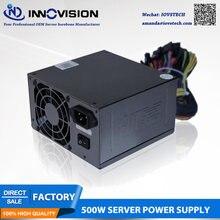 Номинальный источник питания для сервера 500 Вт atx psu с 10