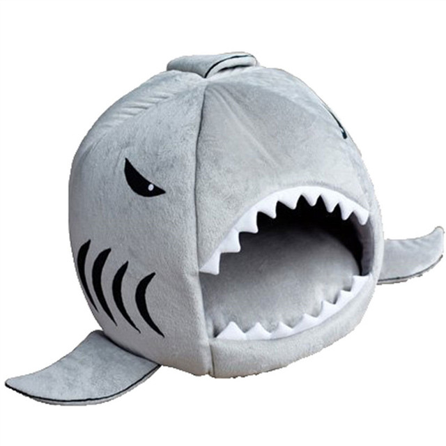 Pet's Shark Style Cotton Bed 6