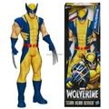 X-man figura juguetes, regalo de cumpleaños, the wolverine PVC juguete 30 cm alta, Chritmas regalo